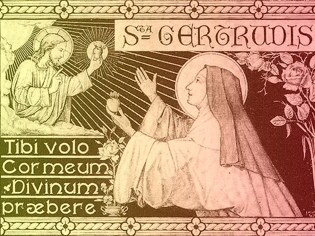 La CONTRITION PARFAITE & la COMMUNION SPIRITUELLE Ste-gertrude-rece...-du-sien-55616b3