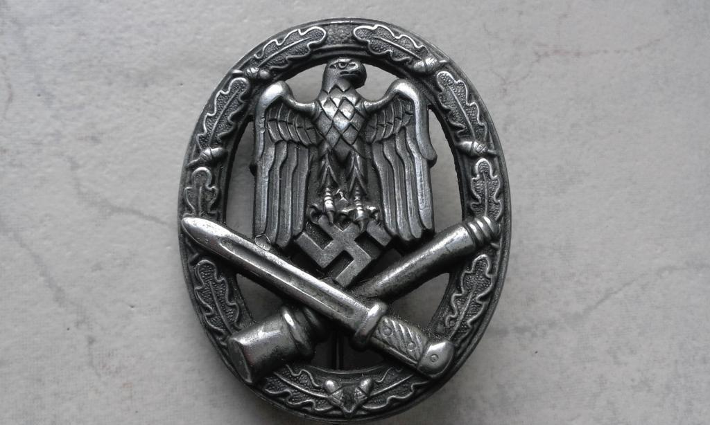 Badge Assaut Général SOUVAL  20160407_165103-4f01399