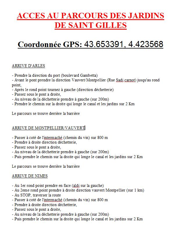 2em Master du Gard le 18 et 19 avril 2015 st giles (30) Acces-parcours-ja...ut-forum-4a79873