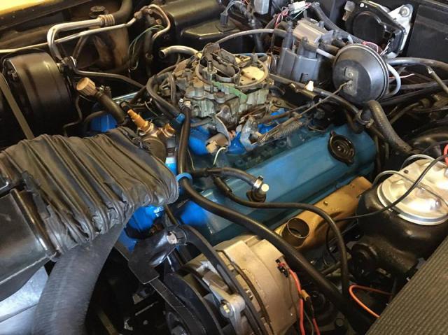 restauration corvette ou plutôt un petit lifting pour noel - Page 4 55-51a21c8