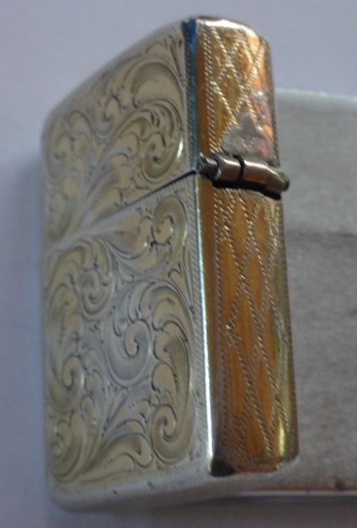 silver - [Datation] Les Zippo Sterling Silver Dsc05614-523be9d