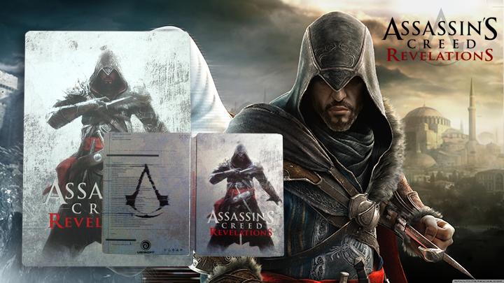 Assassin's Creed Revelations Steelbook