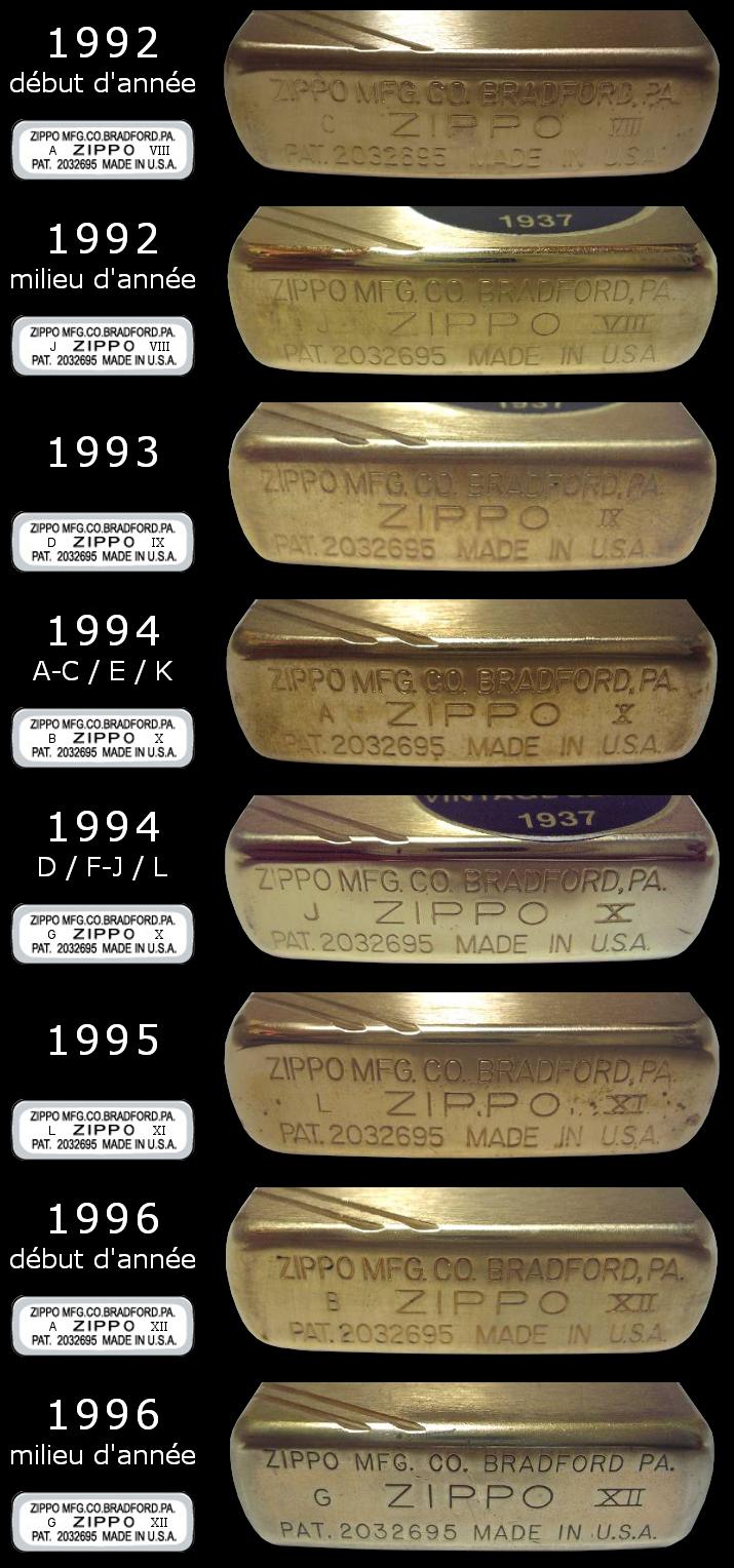 [Datation] Les Zippo 1937 Replica 1992-1996-52458b2
