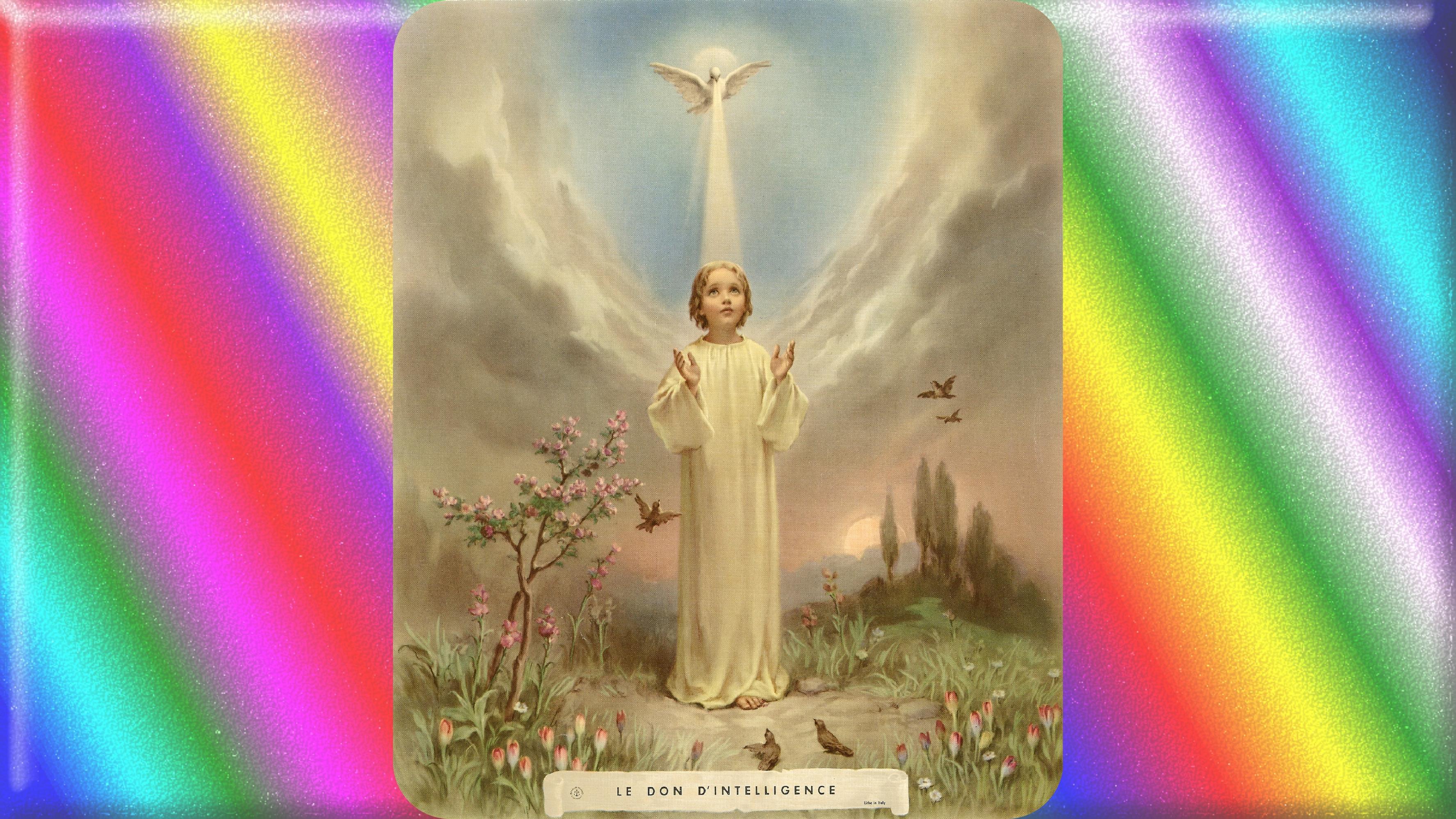Le Rosaire en Images - Page 3 Les-dons-du-saint...lligence-5638442