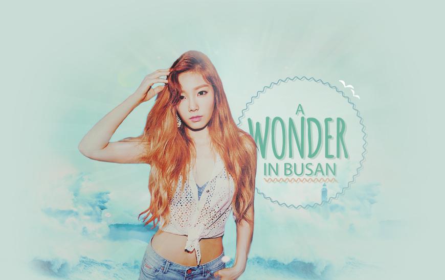 A Wonder in Busan