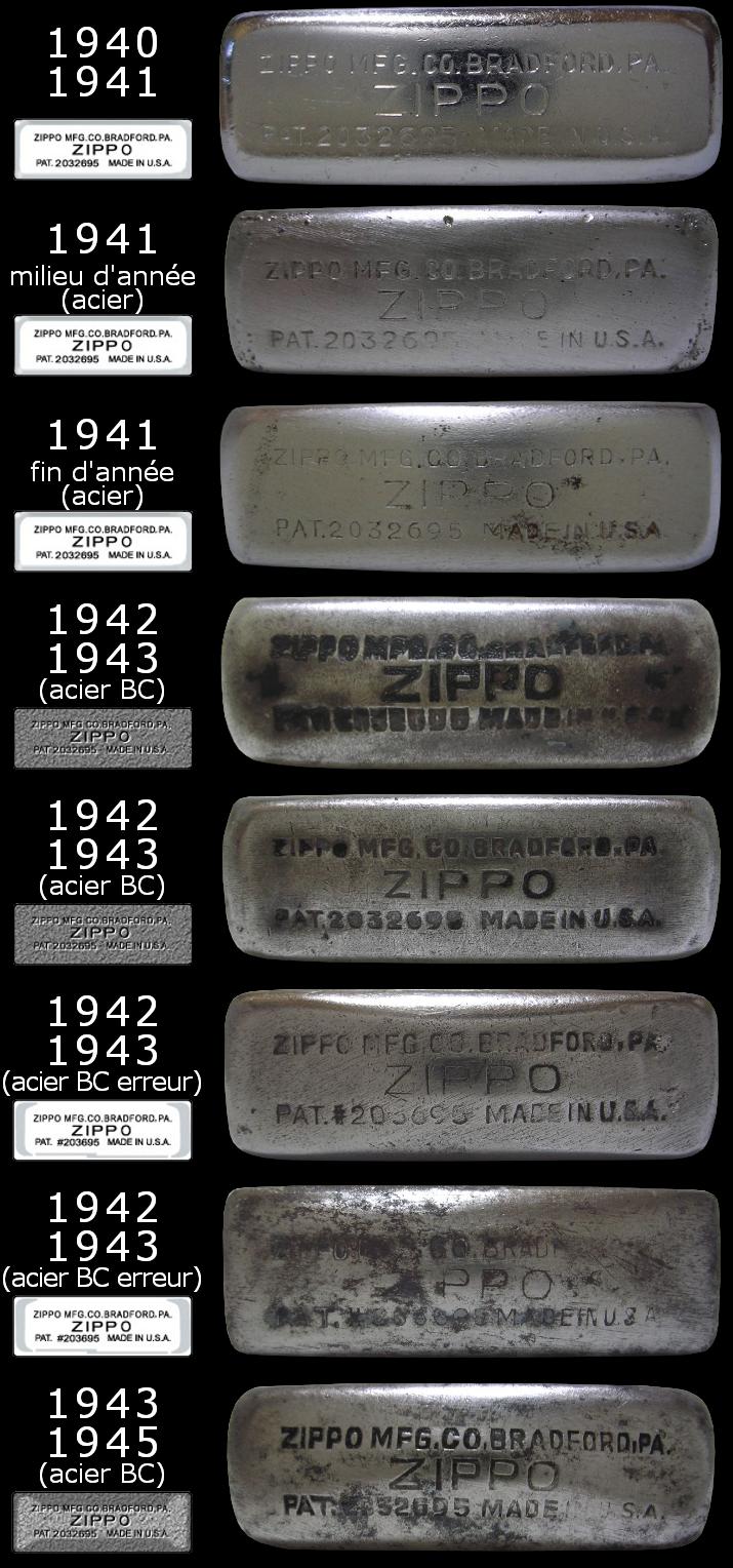 [Datation] Les Zippo Regular Regular-1940-1945-5266db9