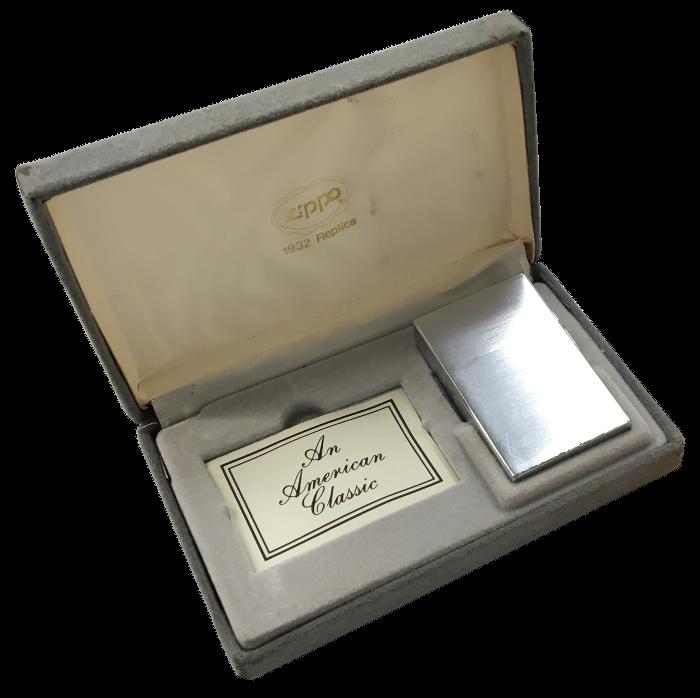 [Datation] Les Zippo 1932-1933 Replica 1932-replica-523a836