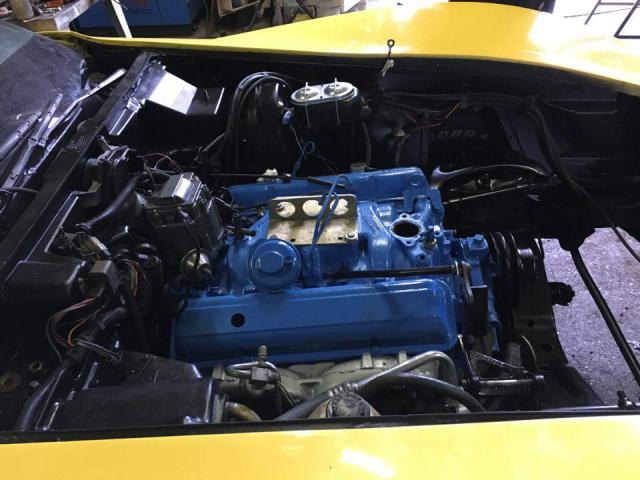 restauration corvette ou plutôt un petit lifting pour noel 25-513bc58