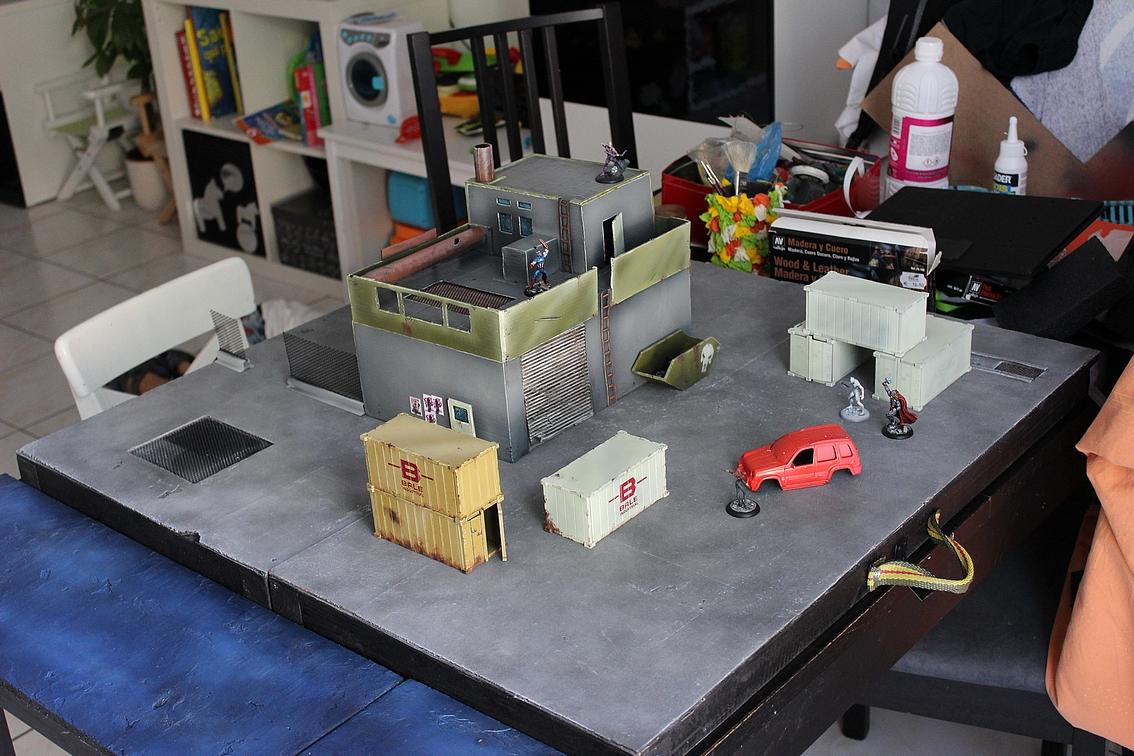 table modulable/portable petite escarmouche 5-502655f