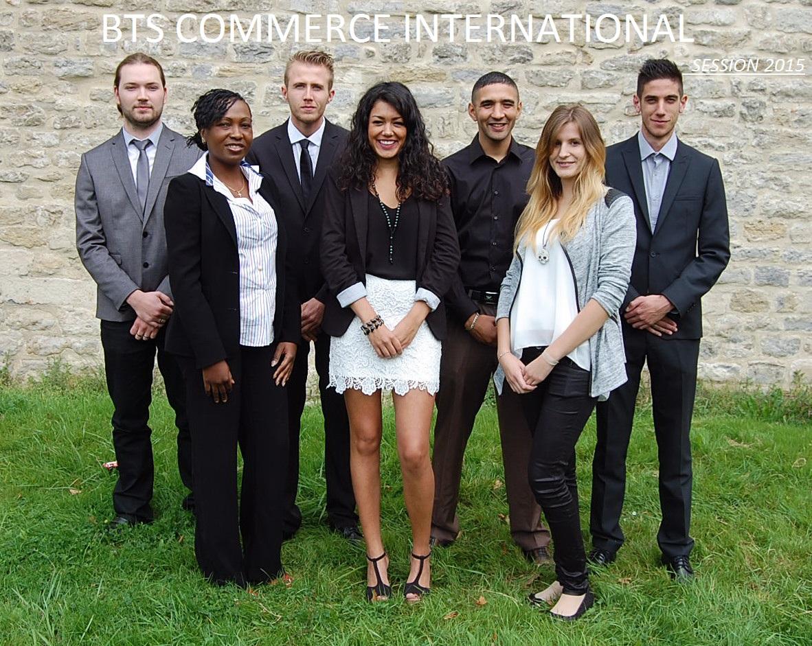 bts commerce international id formation Index du Forum