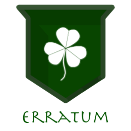 Erratum Index du Forum