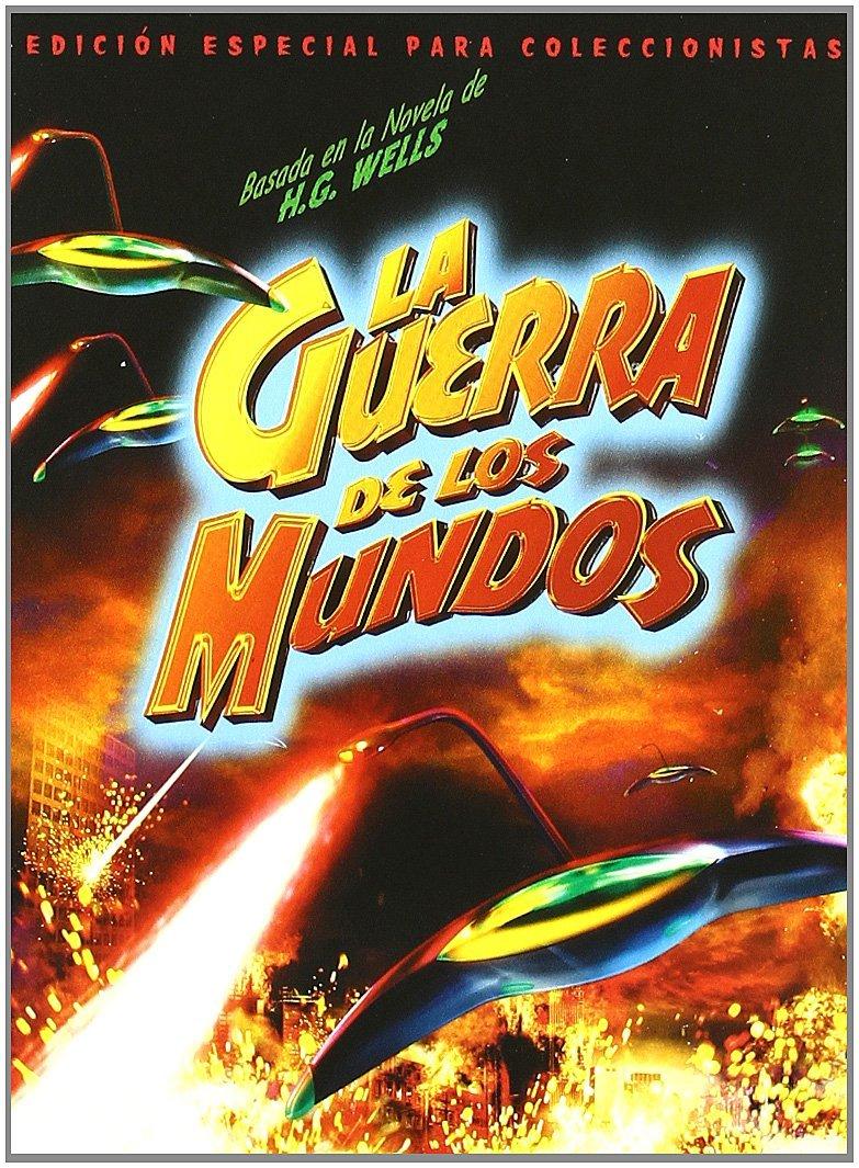 La guerra de los mundos (1953)[MicroHD m1080p][Castellano][Ciencia ficción]