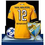 Camiseta Málaga CF para avatar 5-46f9cf8
