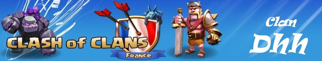 Forum DHH - Clash Of Clan Index du Forum