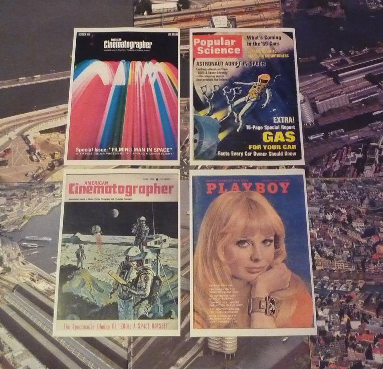 quelques livres sur 2001 odyssée de l'espace Tip1230783-49c89fd