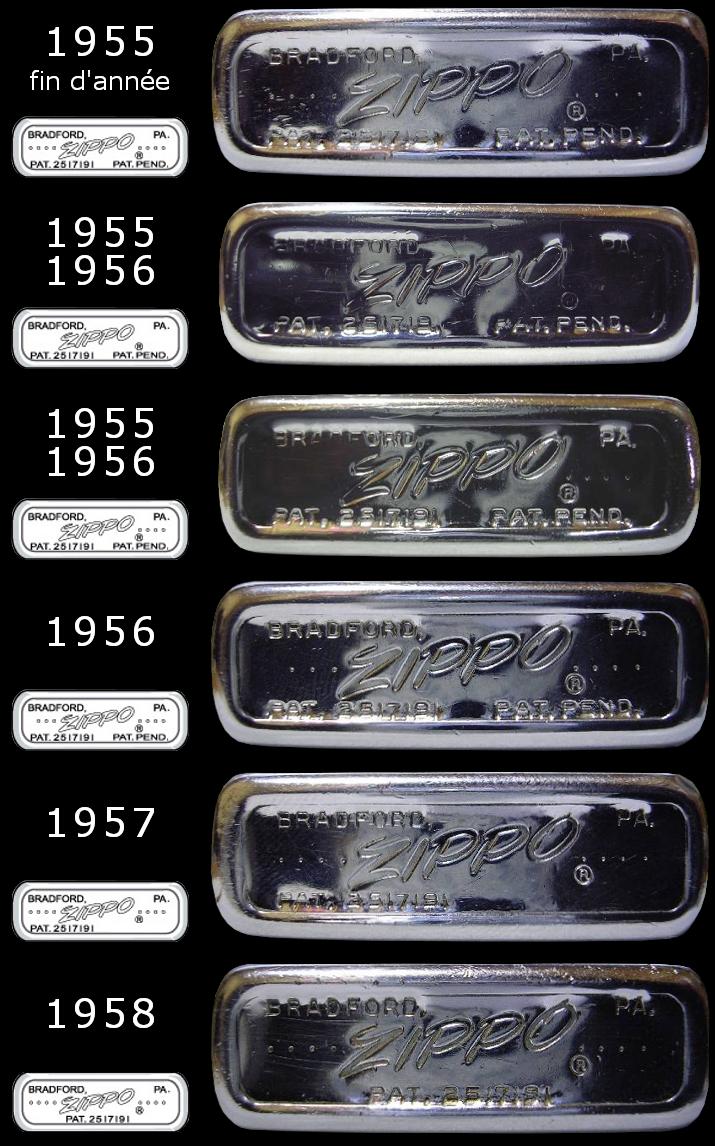 [Datation] Les Zippo Regular Regular-1955-1958-5266f2b