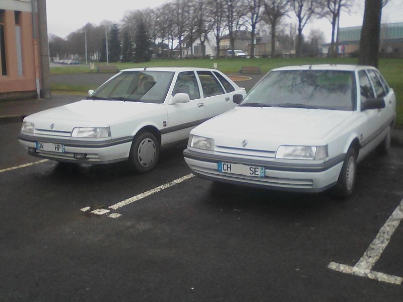 Renault 21 GTD Manager de 1992 3-51cb15d