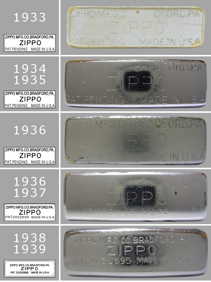 [Datation] Les Zippo Regular Regular-1933-1939-5266d0b