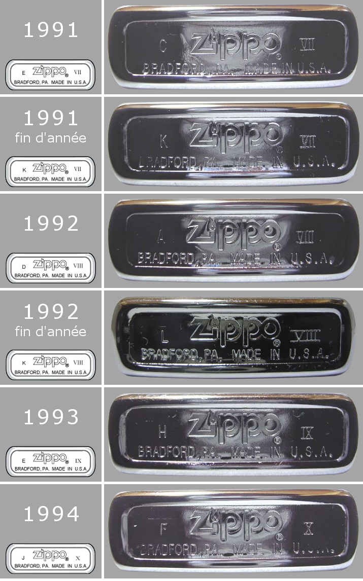 [Datation] Les Zippo Regular Regular-1991-1994-5267017