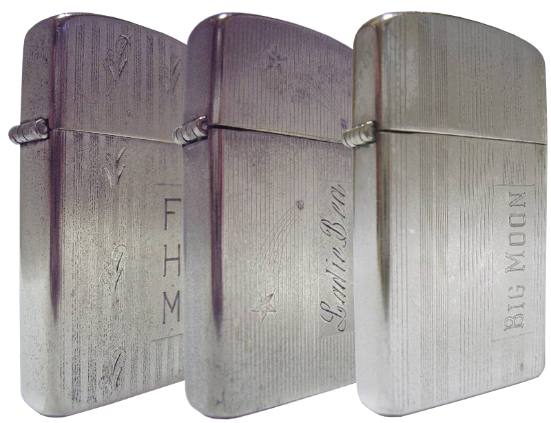 [Datation] Les Zippo Sterling Silver Silver-filled-slim-52427ac