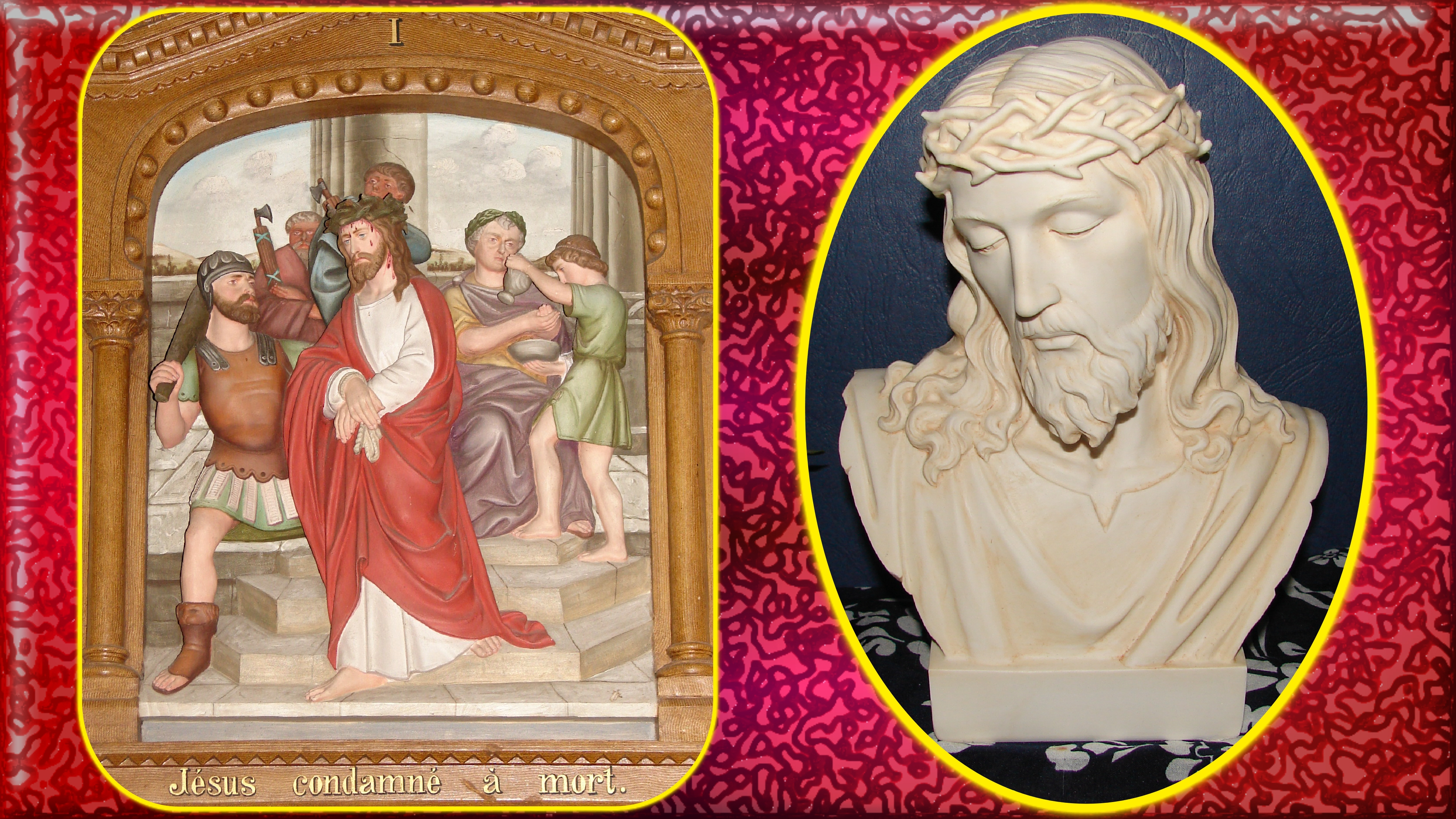 Le Rosaire en Images - Page 2 J-sus-condamn--55f9b49