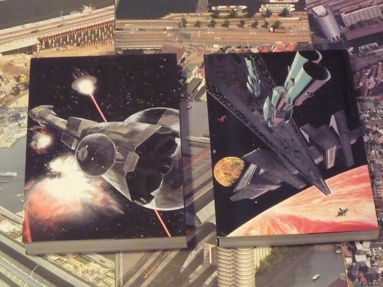 quelques livres sur 2001 odyssée de l'espace Tip1230964-49c8a41