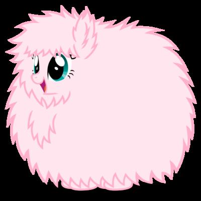 Fluffy Ponies ! Fluffy_pony-4f14a91
