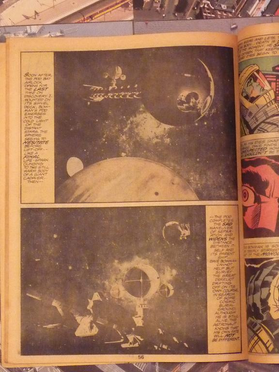 quelques livres sur 2001 odyssée de l'espace Ti64-p1230119-49743d9