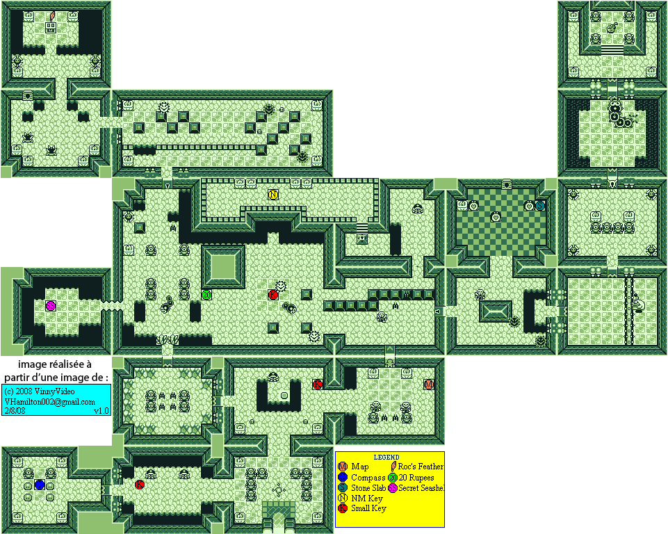 RPG-MAKER FR] Oniromancie: tout l'univers de RPG Maker en