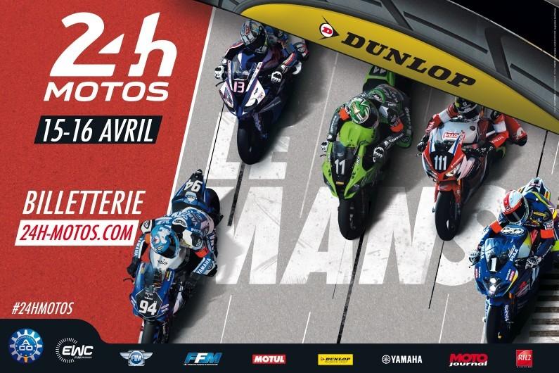 24 H du Mans moto 2017 7786125560_l-affi...tos-2017-5209865