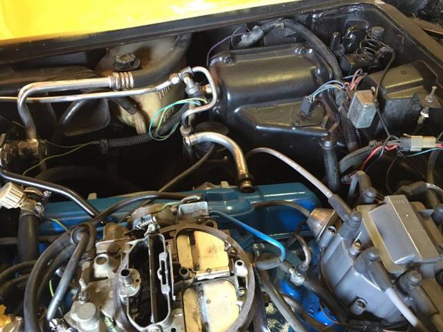 restauration corvette ou plutôt un petit lifting pour noel - Page 4 53-51a21be