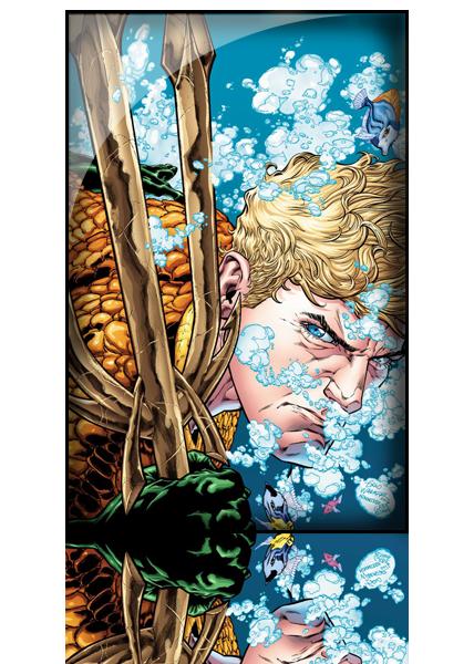 Aquaman Rebirth  - Tome 01