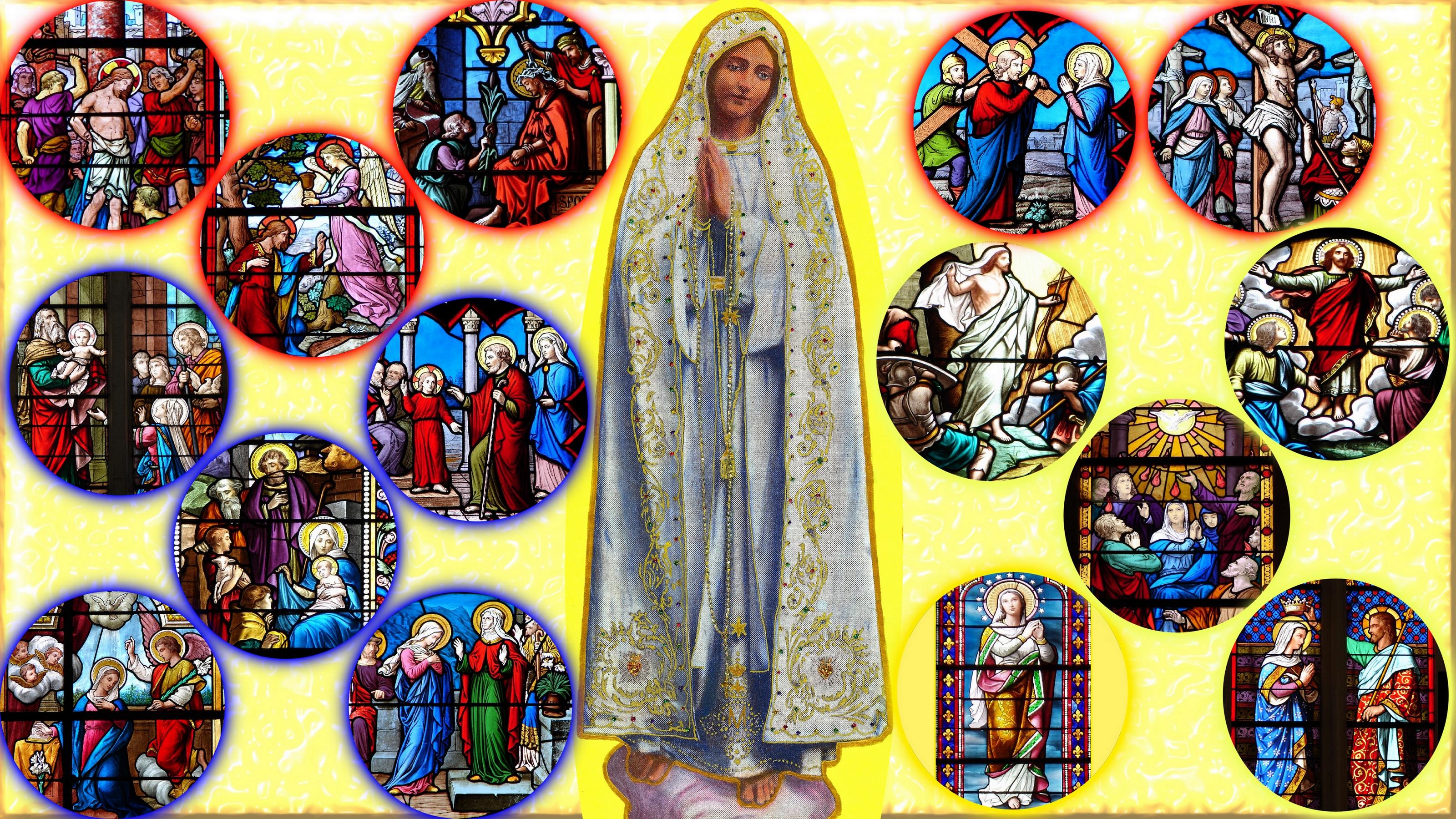 Le Rosaire en Images Tije-suis-notre-d...re-1917--55698f9