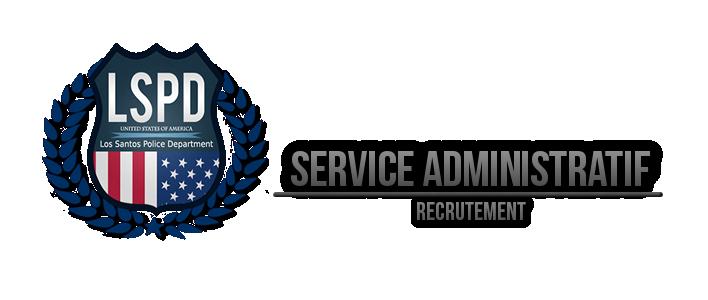 [En cours de traitement][LSPD]Dossier de recrutement n°001[Académie de Police] Administratif-recrutement-4d2308a