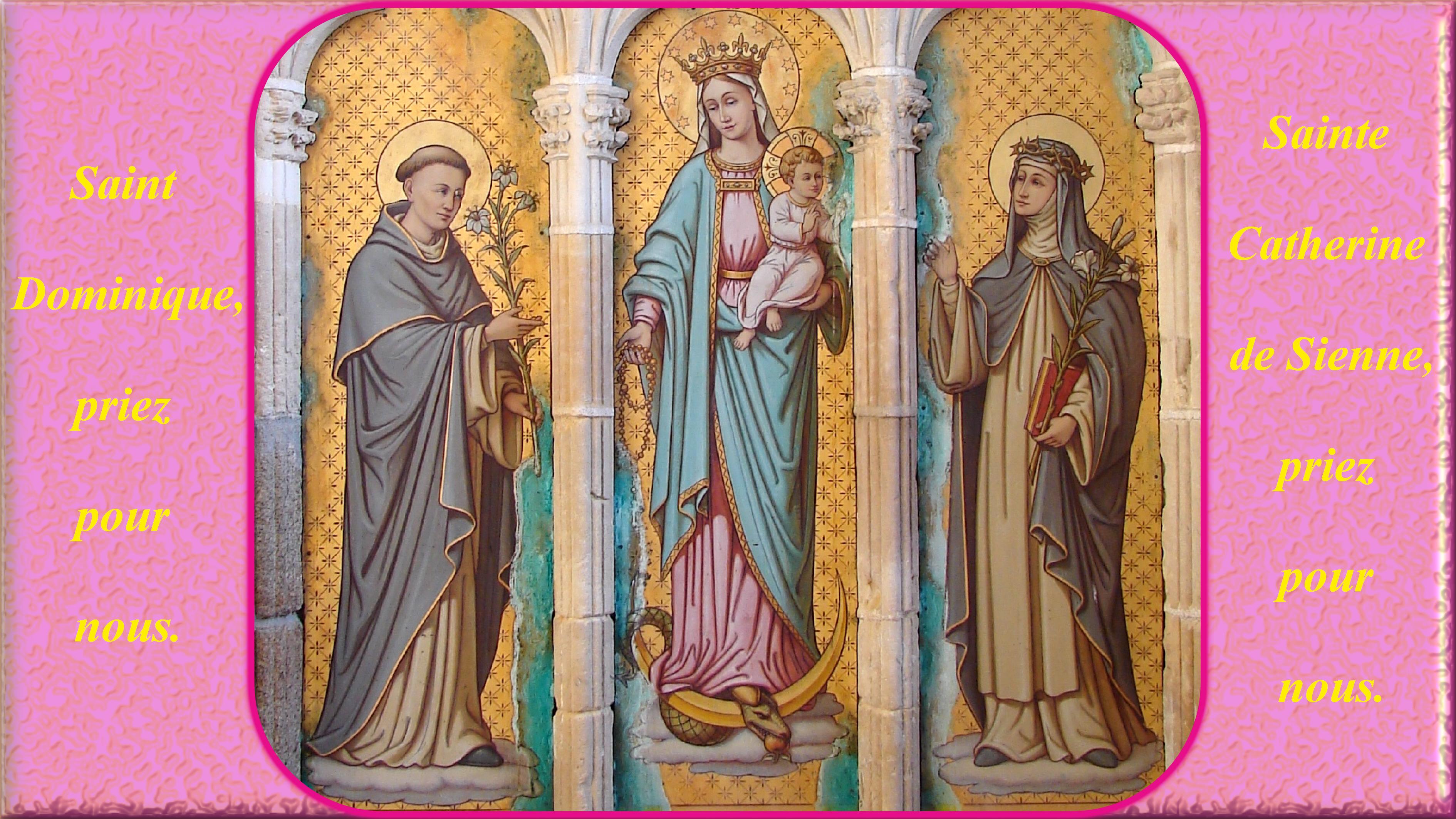 Le Rosaire en Images Notre-dame-du-ros...e-sienne-55776de