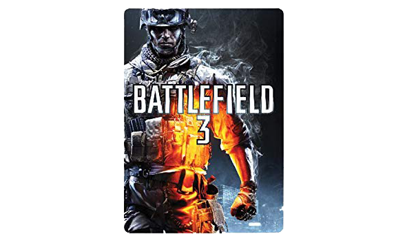 Battlefield 3 Steelbook