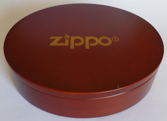 Les boites Zippo au fil du temps - Page 2 Zippo-coffret-bois-ovale-2--5262d58