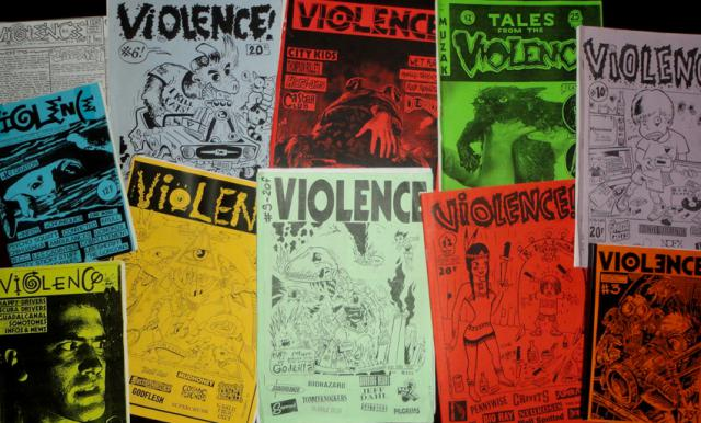 [Archives] VIOLENCE fanzine 1990-1995 Collection-violence-48dc44c