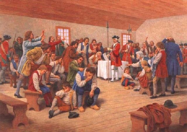 Une petite histoire par jour (La France Pittoresque) - Page 11 Acadiens-deportation-image-54dc1e2