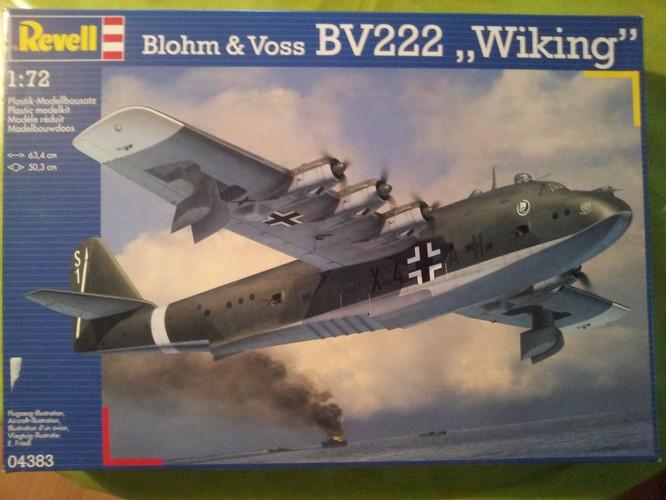 Blohm & Voss 222 Viking Revell 1/72 1-48f8f8f