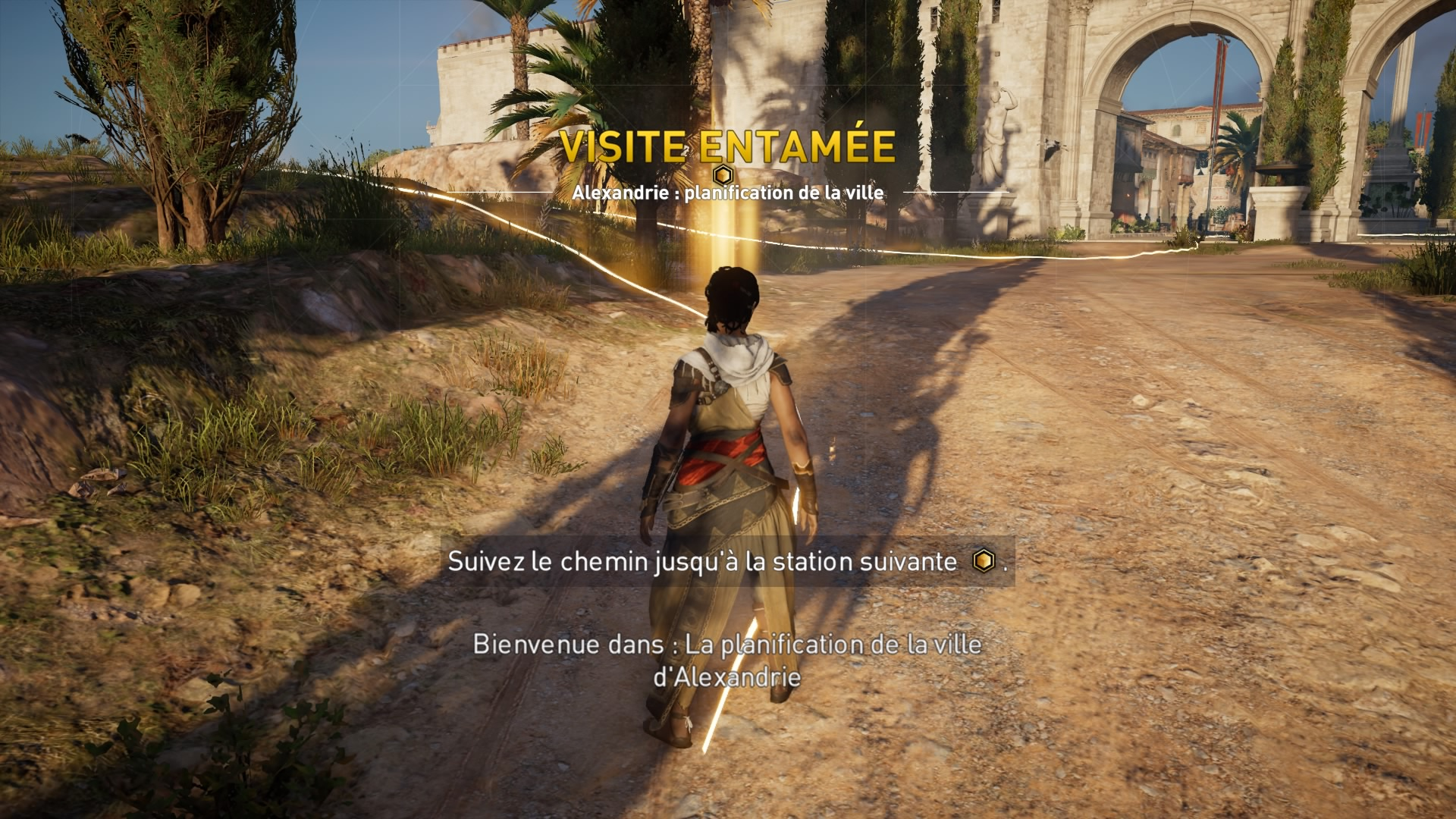 Assassin's Creed Origins DLC Discovery Tour Ancient Egypt
