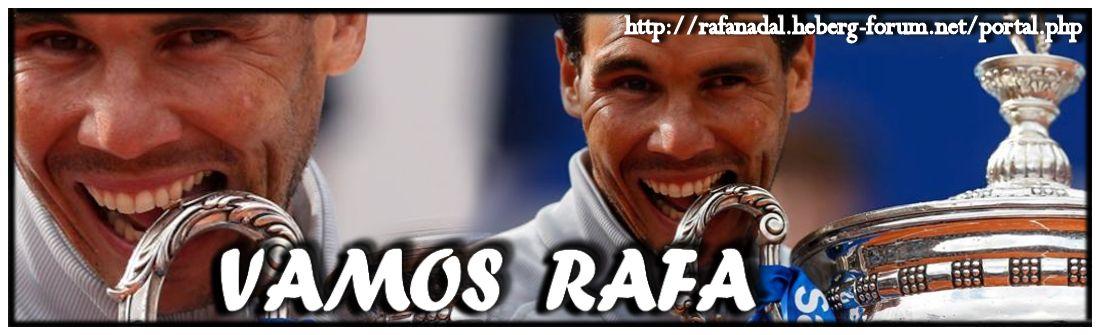 Rafael Nadal Forum Français