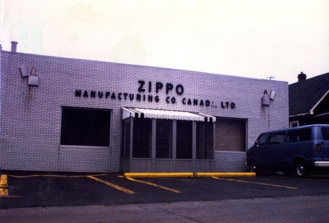 [Datation] Les Zippo Canada (Niagara Falls, Ontario) Usine1-5236fc4