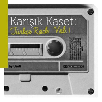 Kar���k Kaset - T�rk�e Rock Volume 1 (2014) Full Alb�m indir