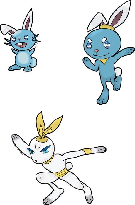 Pokémon Jaspe, nouvelle démo disponible ! Starter_eau-564569f