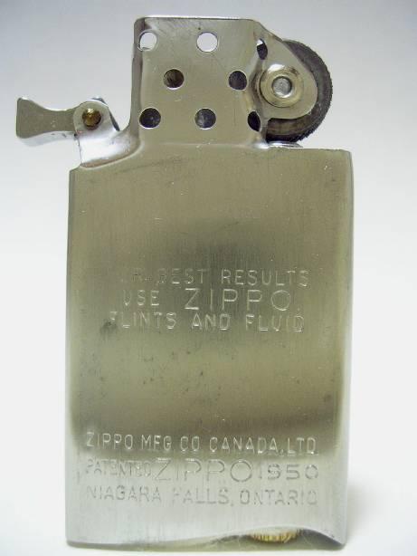 [Datation] Les Zippo Canada (Niagara Falls, Ontario) 1958-d-but-5237996