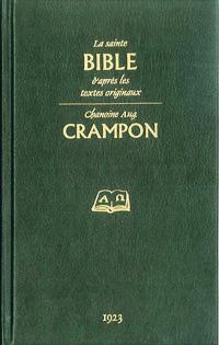 Messe moderne ou messe tridentine : quelle messe préférez-vous ? Bible_crampon_1923-555f580