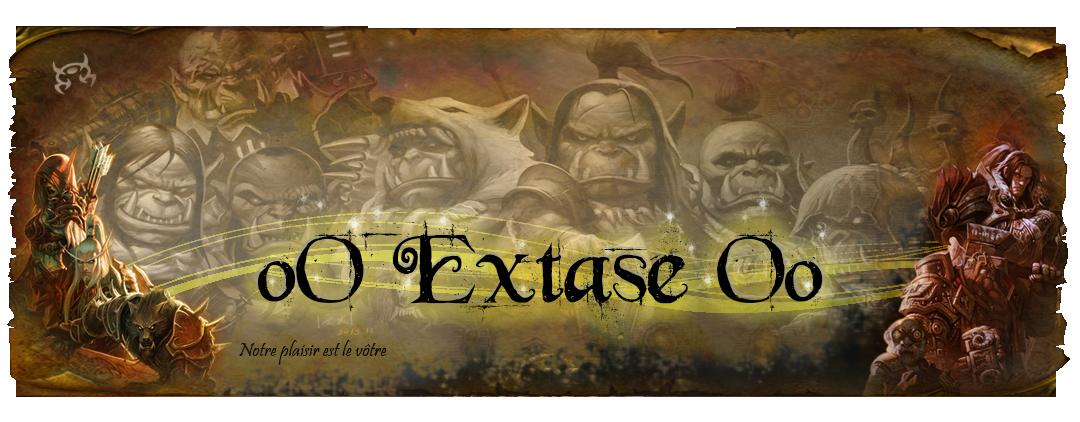 oO Extase Oo Index du Forum
