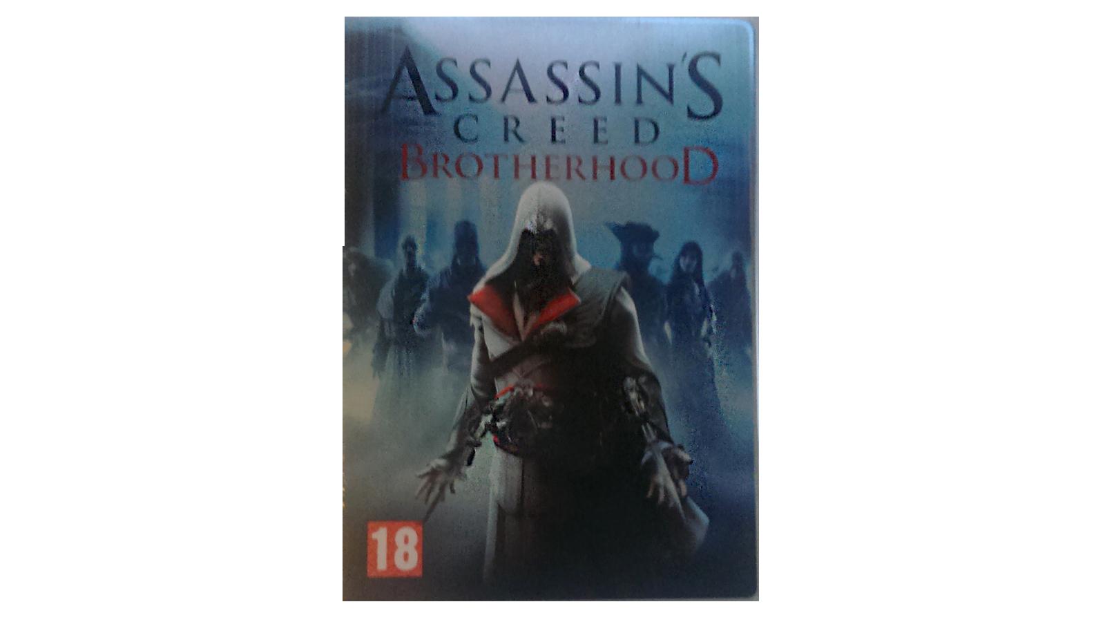 Assassin's Creed Brotherhood Steelbook