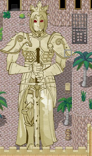 RPG MAKER XP La chute d'Atalanta Statue2-509d03f